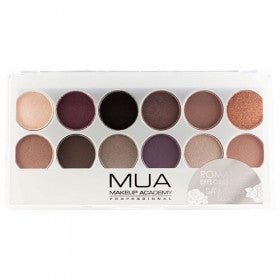 MUA Pro Palette in Romantic Efflorescence