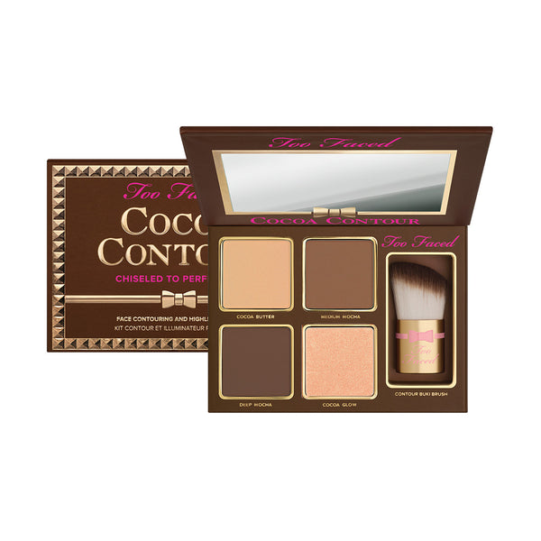 Too Faced Cocoa Contour Kit Medium To Deep