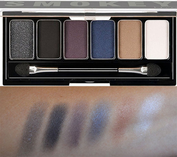 NYX The Smokey Palette