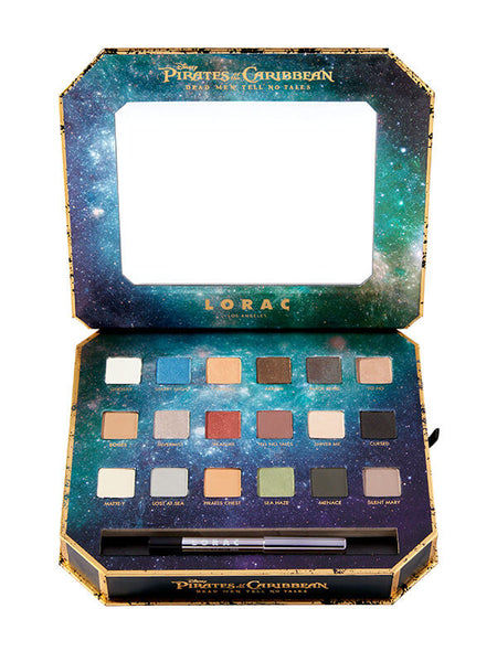 Lorac Pirates of the Caribbean Pro Eye Shadow Palette