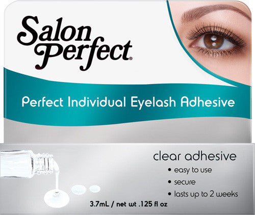 Salon Perfect Individual Adhesive - Clear
