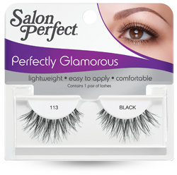 Salon Perfect Glamorous - #113 Black