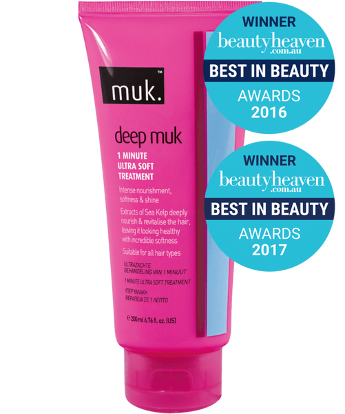 DEEP MUK 1 MINUTE ULTRA SOFT TREATMENT