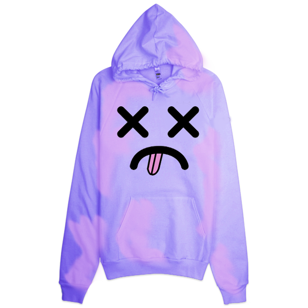 NEW Color Changing Bummed Out Hoodie PREORDER