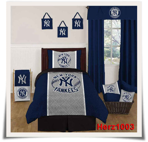 yankees bedding