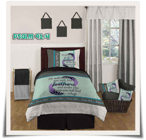 Bible Verse Bedding | Scripture Bedding