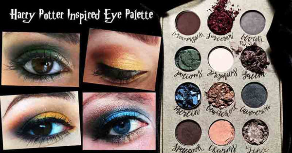harry potter eyeshadow palette