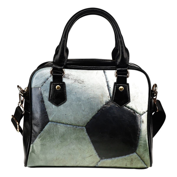 Soccer Shoulder Handbag