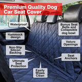 Waterproof Pet Car Seat Cover