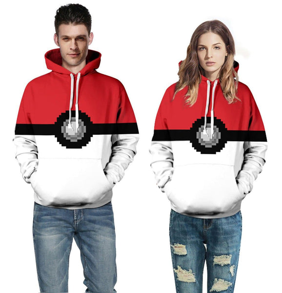 Pokemon Go Hoodies