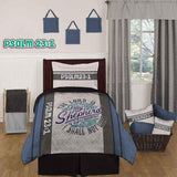 Bible Verse Bedding | Scripture Bedding | Psalm 23:1 bedding