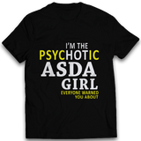 Asda-I'm the psychotic ASDA girl