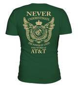 Never underestimate the power of a man who works at AT&T | AT&T Shirt