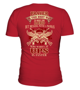 Never Mess with UPS's Woman | UPS Shirt