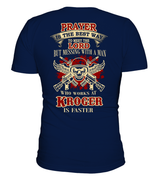 Never Mess with Kroger's Man | Kroger Shirt