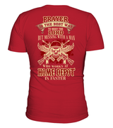 Never Mess with Home Depot's Man | Home Depot Shirt
