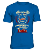 Fedex-I never said I was perfect-FedEx woman shirt