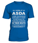 I work at ASDA | ASDA Shirt