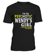 Wendys-I'm the psychotic Wendy's girl