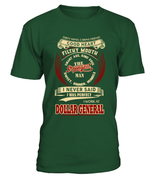 dollargeneral-I never said I was perfect-Dollar General man shirt