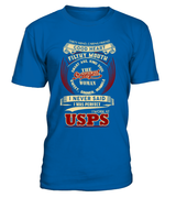 I never said I was perfect | USPS Woman Shirt