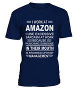 I work at Amazon | Amazon Shirt