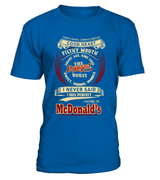 mcdonalds-I never said I was perfect-McDonald's woman shirt