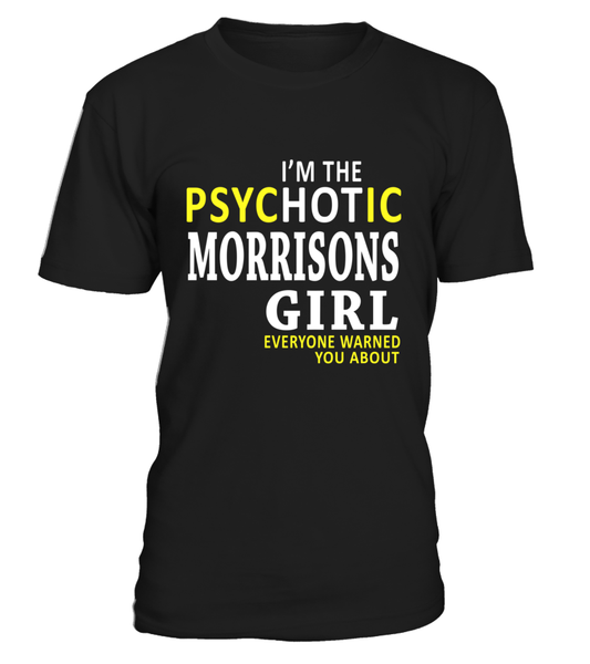 Morrisons-I'm the psychotic Morrisons girl