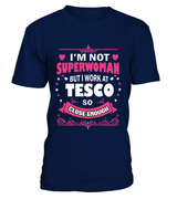 I'm not superwoman | Tesco Shirt