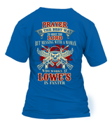 Lowes-Never Mess with Lowe's Woman