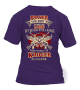 Kroger-Never Mess with Kroger's Woman
