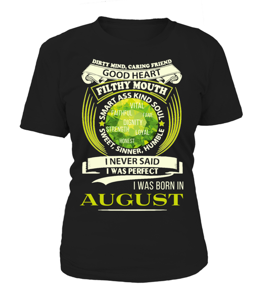 august-I Was Born In August