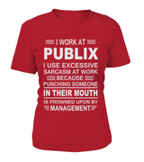 I work at Publix | Publix Shirt