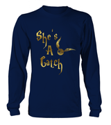 Harry Potter Couple Shirts | She's A Catch
