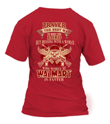 Never Mess with Walmart's Woman | Walmart Shirt