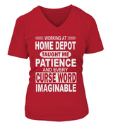 Working at Home Depot taught me patience | Home Depot Shirt