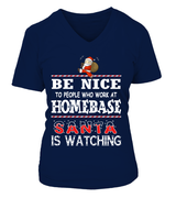 Be nice to people who work at Homebase | Homebase Shirt