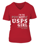 USPS-I'm the psychotic USPS girl