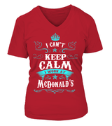 mcdonalds-I can't keep calm I work at McDonald's