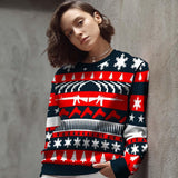 Gun Ugly Sweater | gun christmas sweater | second amendment ugly christmas sweater