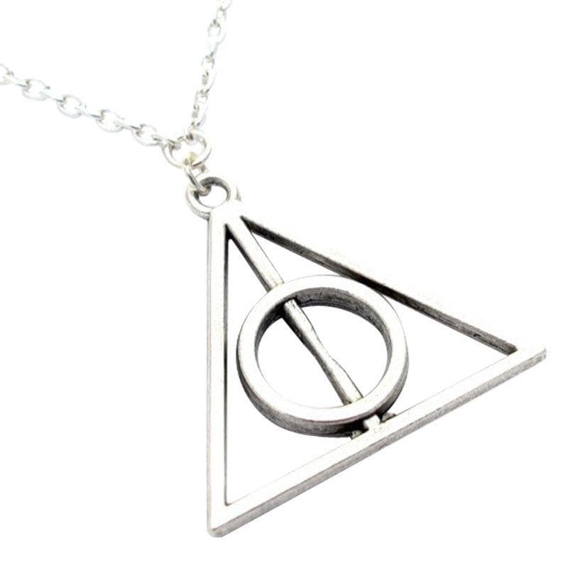 Harry Potter Official Deathly Hallows Necklace