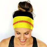 softball headbands | custom softball headbands | girls softball headbands | headbands for softball player