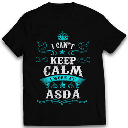 Asda-I can't keep calm I work at Asda