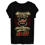 I never said I was perfect | AT&T Woman Shirt