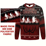 Stranger Things Christmas Sweater | stranger things ugly sweater | stranger things ugly christmas sweater | stranger things xmas sweater | stranger things holiday sweater | stranger things ugly holiday sweater | stranger things christmas sweater womens