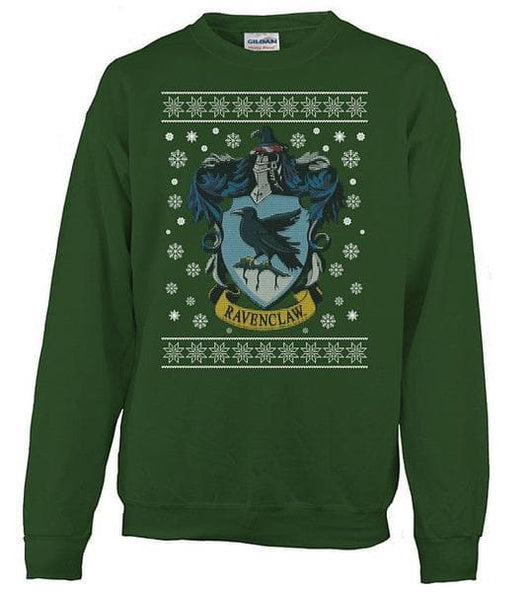 RAVENCLAW UGLY CHRISTMAS SWEATER