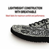 Philippians 4:13 Shoes
