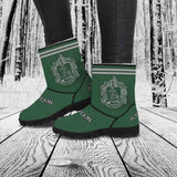 Slytherin Boots