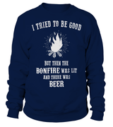 Bonfire & Beer