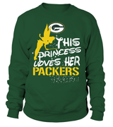 This Princess Loves Her Packers